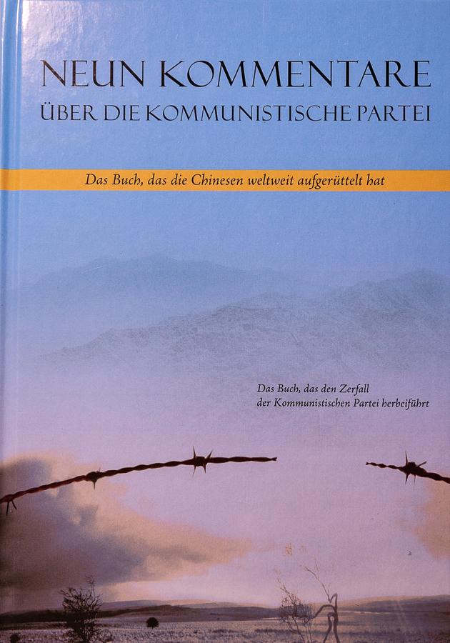 Neun Kommentare über die Kommunistische Partei